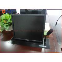 Audio Conference Motorized LCD Lift Mechanism With 5 Mm Aluminum Panel Manufactures