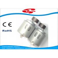 3-12v Permanent Magnet Motor , Mini PMDC Motor S18 For Children Toys And Massage Cushion Manufactures