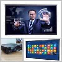 Multi-Touching 4K HD Touch Screen Monitor with Auo/LG/Sharpe LED Panel/USB powered Manufactures