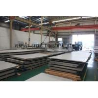 Hot Rolled 2507 Super Duplex Steel Plate UNS S32750 1.4410 1500 X 6000mm Manufactures