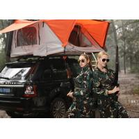 Side Awning Car Roof Tent For Camping With Sponge Mattress Water Resistant Manufactures
