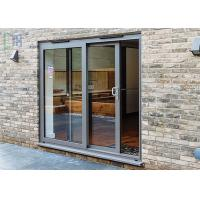 Factory Direct Selling Aluminium Sliding Doors Weather Proof and Sound Proof Manufactures