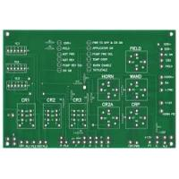 FR4 Rigid Pcb Board 1.6mm Thickness 1 OZ with Immersion Gold UL & ROHS Manufactures