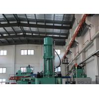 Oil Hydraulic Press Rubber Injection Machine , Silicone Injection Molding Machine Energy Saving Manufactures