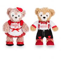 22cm Disney Duffy And ShellieMay Plush Toys Disney Stuffed Characters Manufactures