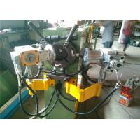 Double Head Co - Extrusion Sheath Cable Coating Machine Computer Controlled Manufactures