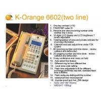 Hotel telephone(Two line) Manufactures