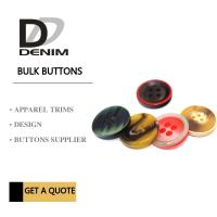 Women's Bulk Clothing Buttons For Skirts Manufactures