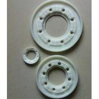 Custom nylon plastic machined plastic parts nylon gasket for injection molded Parts Manufactures
