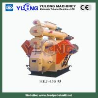 China HKJ450 diy feed pellet mill CE&ISO9001 on sale