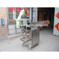 Automatic envelop packing machine for pyramid tea bag Manufactures