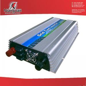 China Solar / Wind Grid tie Micro Inverter 300w 400w 500w 600w 800w 1000w on sale