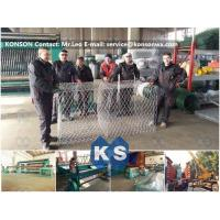 Heavy Duty Hexagonal Gabion Box Machine Automatic Gabion Production Line 2 x 1 x 1M Manufactures