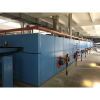 Quality Woven Carpet Powder Coating Equipment Production Line Constant Tension Control for sale