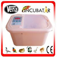 China 2014 Best quality CE Approved VA-12 electric incubator chicken egg incubator automatic for sale on sale