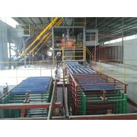 China High Efficiency Automatic MgO Board Production Line for Wall board / Underlayment on sale