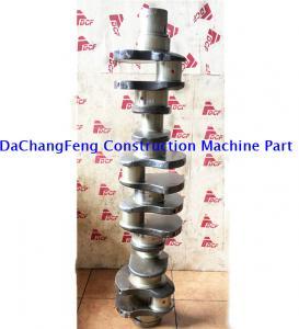 China K19 Model Engine Crankshaft Forged Crankshaft 3096362 For Cummins on sale