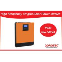 Home Use AC Output Pure Sine Wave Solar Power Inverters 4000VA 3200W 48V Manufactures
