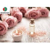 Pure Rose Essential Oil Refined Processing Promote Skin Absorption Manufactures