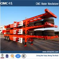 skeletal semi-trailer chassis Manufactures