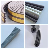 Durable epdm /PVC rubber seal strip Manufactures