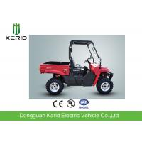 Heavy Duty Payload 700cc ATV Utility Vehicle Gasoline Dynamic Power EPA Approval Manufactures