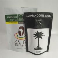 Doypack Coffee Beans Tea Bags Packaging Biodegradable Bags For Powder Products Manufactures