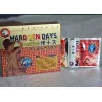 Natural Most Effective Male Enhancement Pills Hard Ten Days Capsule Manufactures