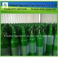 seamless steel oxygen cylinder Dia140mm 10L small high pressure gas cylinder good quality for sale