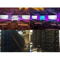 led full color display for indoor stage rental, slim aluminum cabinet LED dispplay panel Manufactures