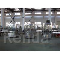 Electric Sensor Liquid Water Bottle Filling Machine Water Packing Machine Price Glass Bottle Manufactures