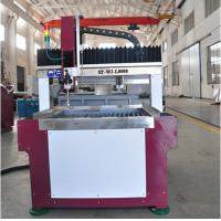37KW water jet cutter with cutting size 800*800mm for metal sheet Manufactures