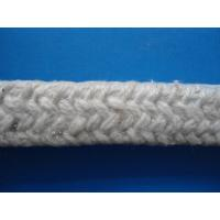 Braided Packing For Pumps , Industrial Gland packing High Temperature Resistance Ceramic Manufactures