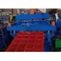 Double Layer 840/850 Roofing Sheet Roll Forming Machine 6 Kw Power Manufactures