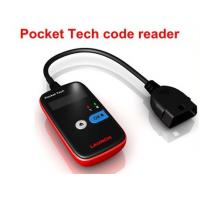 China OBDII Code Reader Scanner New Generation of Portable Device Launch Pocket Tech Code Reader on sale