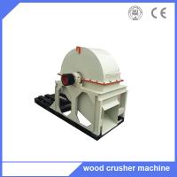 Model 800 wood logs crusher machine for making pellets Manufactures