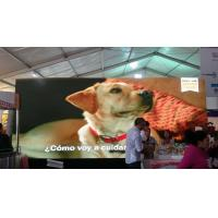 Commercial Indoor Led Screens 16 x 32 For Displaying Advertising Manufactures