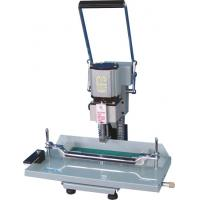 Quality 19Kgs Tabletop Electric Hole Punch Machine 500 Sheets 70Gsm Paper for sale