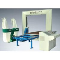 PIR Fast Wire Cutting Machine CNC Foam Cutter ±0.5mm Precision 0~6m/min Manufactures