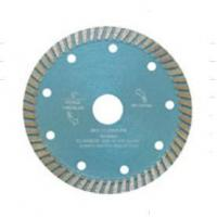 Diamond Turbo Wave Saw Blade For Cutting Granite Manufactures