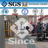 Automatic Ammonia Cracker for Hydrogen Generation , 5-1000Nm3/h Capacity Manufactures