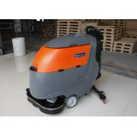 Low Noise Smart Industrial Floor Cleaning Machines With Side Open Recovery Tank Manufactures