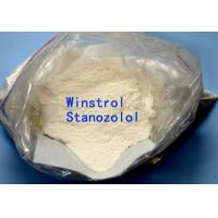 99% Purity Oral Safety Winstrol / Stanozolol Muscle Building Steroids t CAS 10418-03-8 Manufactures