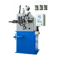 2 Axis Compression CNC Spring Coiler High Speed 300pcs/min , Spring Former Manufactures