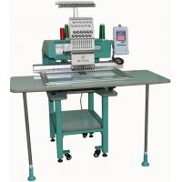 Single Head Computerized Embroidery Machine for Cap & T-shirt Manufactures