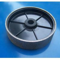 Lapidary tools Rubber Electroplated Diamond Lapping Wheels for glass , sapphair, Jade Manufactures