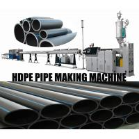China HDPE Pipe Making Machine China Supplier on sale