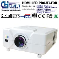 led analog tv projector with 2* hdmi ports & 2* usb inputs & high lumens & high resolution Manufactures