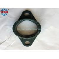 Cast Iron Flange Mount Bearing Housing For Conveyor Insert Ball Bearings Manufactures