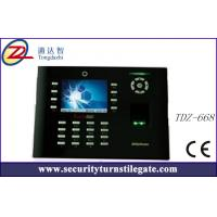 Time Attendance Device Fingerprint Attendance Machine with card camera photography Manufactures